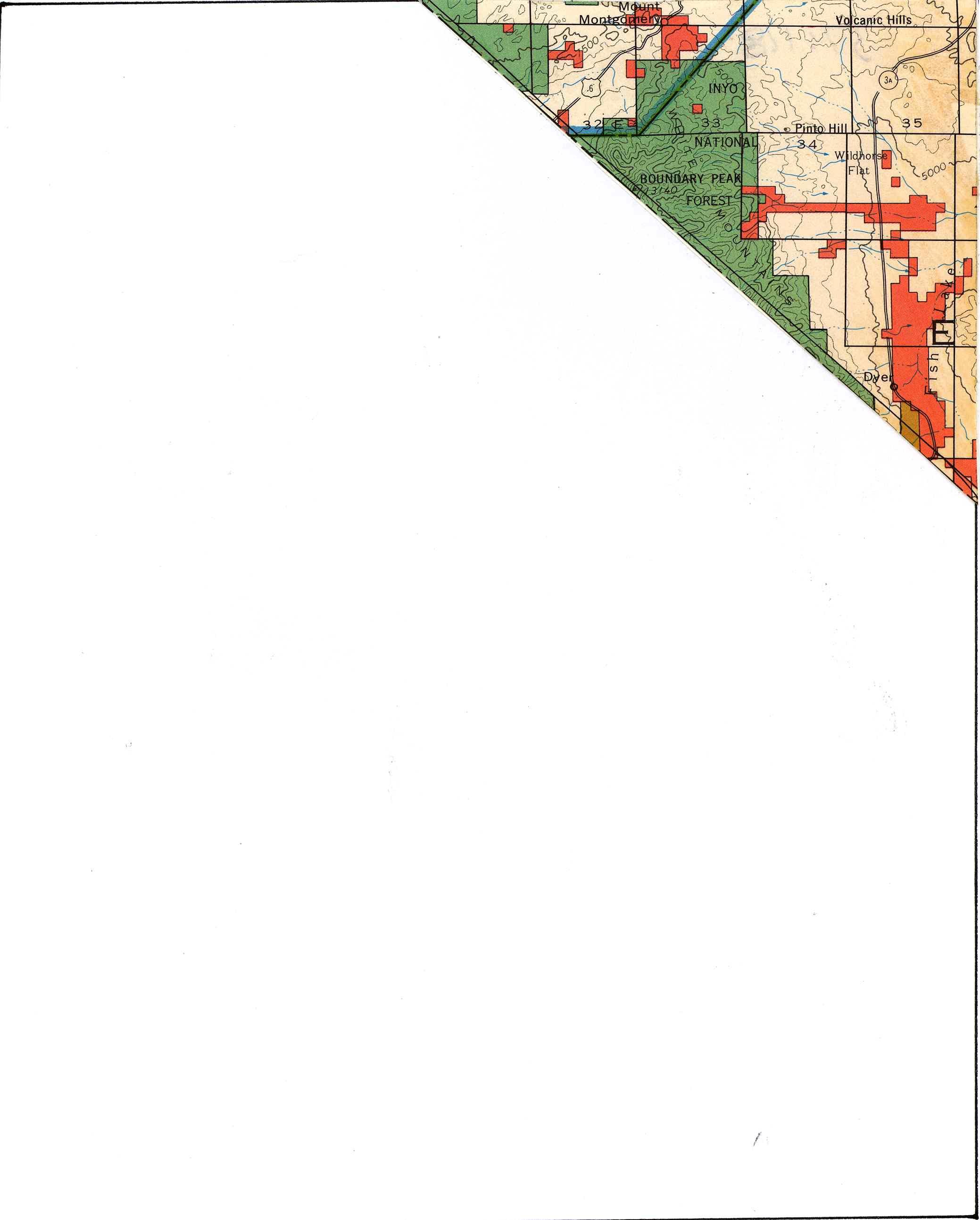 Map [2] 37:118 - Bishop - 1972