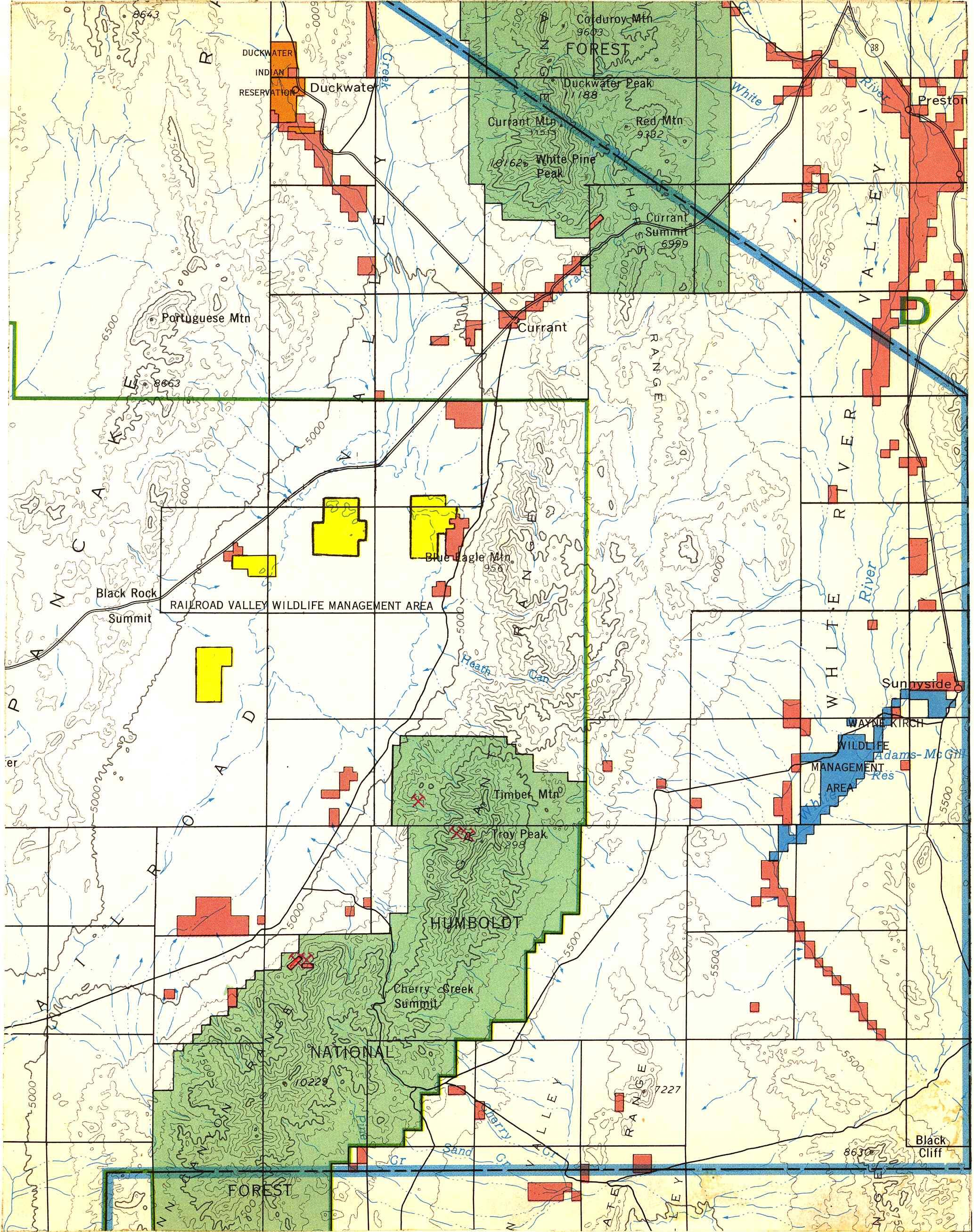 Map [2] 38:115 - Lund - 1972