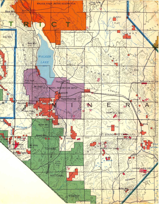 Map [2] 38:118 - Hawthorne - 1972