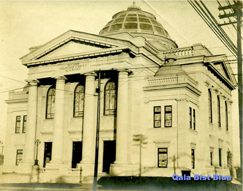 Second Church of Christ Scientist - Kansas City - circa (about) 1908