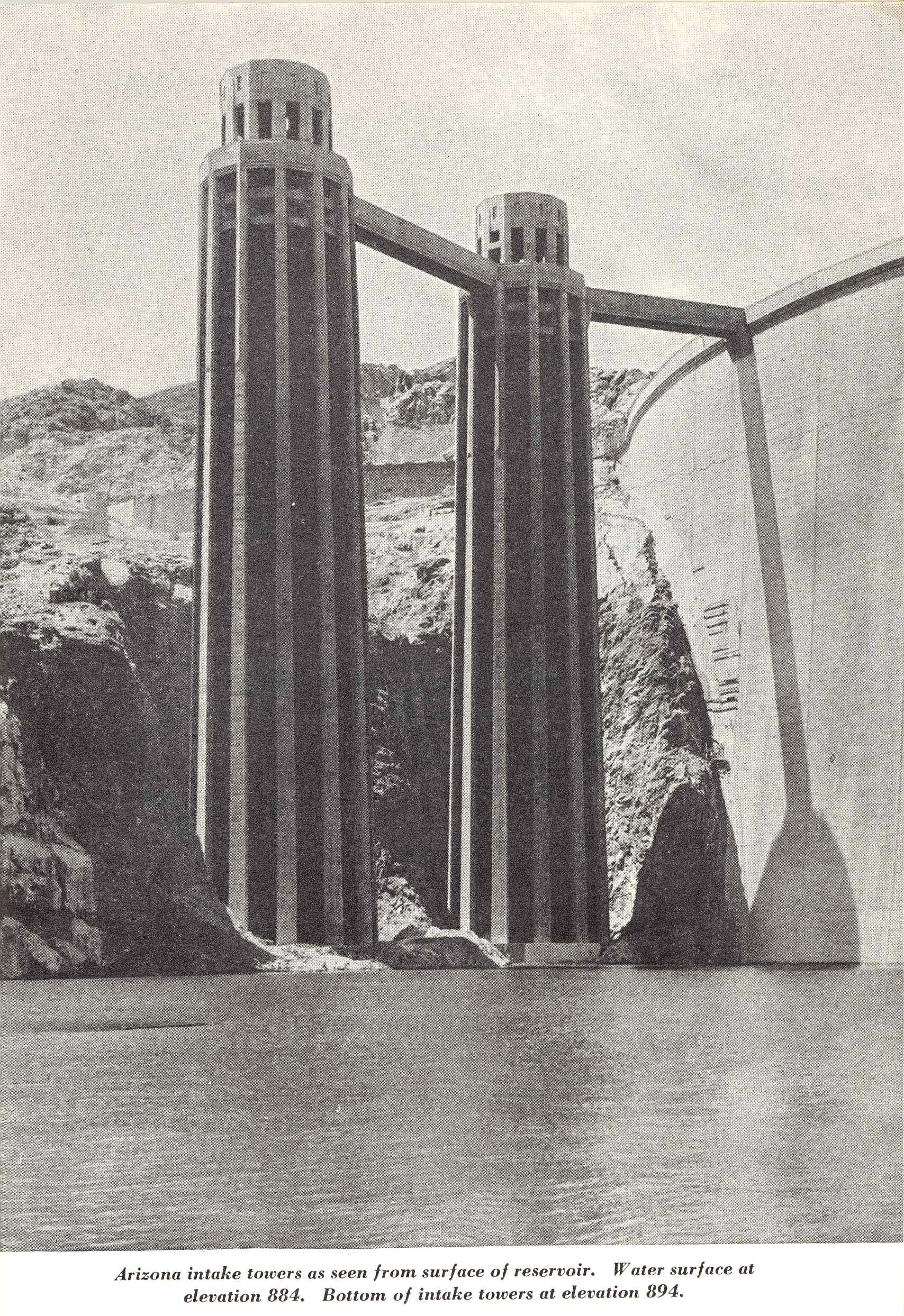Water Resources Engineering - Hoover Dam Project